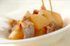 大根と豚肉のみそ煮込みの作り方の手順5