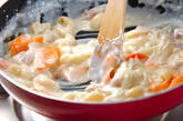 鶏マカロニグラタンの作り方5