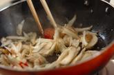 ゴボウのイタリアン炒めの作り方3