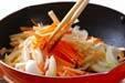 揚げサバ甘酢あんの作り方2