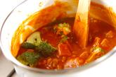豚肉と豆のカレーグラタンの作り方3