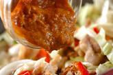 鶏肉のピーナッツみそ炒めの作り方8