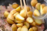 新ジャガアンチョビ炒めの作り方6