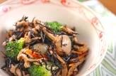 芽ヒジキの煮物