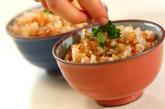 カニ飯の作り方3