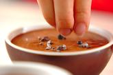 豆乳チョコムースの作り方3
