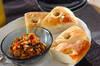 モロッコ風ナスのディップの作り方の手順