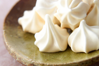 サクサク卵白クッキー