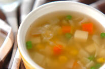 ベジタブルスープ