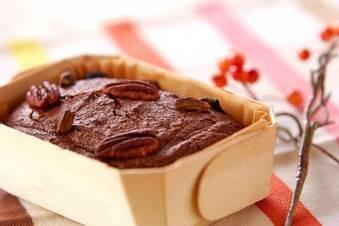チョコレートパウンド