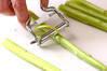 豚肉のロール巻きの作り方の手順1