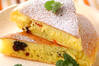 簡単チーズケーキの作り方の手順