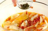 ジャガイモとベーコンの卵焼きの作り方4
