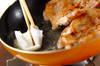チキンソテー・ポルチーニソースの作り方の手順7