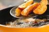 フライドウニポテトの作り方の手順2