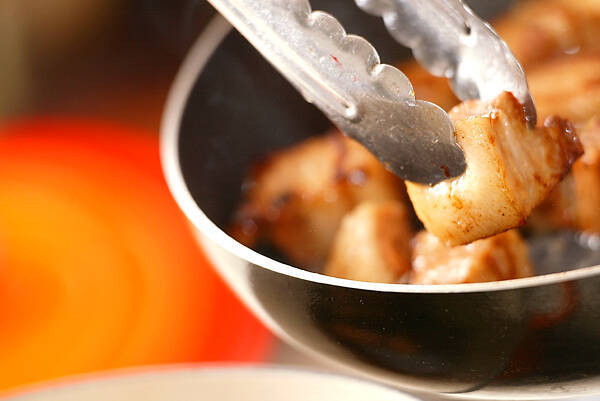 豚バラ肉のコトコト煮込みの作り方の手順9