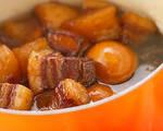 豚バラ肉のコトコト煮込み
