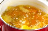 カボチャのクリームサラダの作り方3