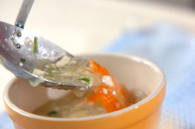 豆腐のみぞれ汁の作り方の手順8