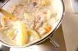 サーモンのクリーム煮の作り方8