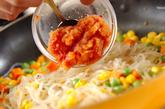 糸コンニャクの明太炒めの作り方1