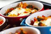 簡単トマトソース焼きの作り方2