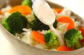 温野菜サラダの作り方7