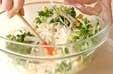 ホタテ大根サラダの作り方1