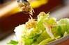 レタスのサラダの作り方の手順4
