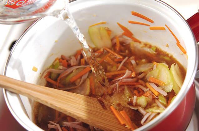 サラダスープの作り方の手順6