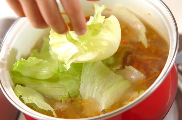 サラダスープの作り方の手順7