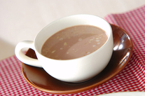 簡単チョコミルク