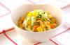 白菜のコールスローの作り方の手順