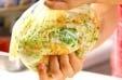 白菜のコールスローの作り方1
