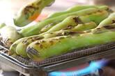 焼きソラ豆の作り方2