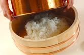 漬けカツオの手ごね寿司の作り方2