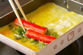 カニカマ卵焼きの作り方3