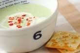 アボカドクリームスープ