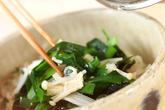 タコ梅和え丼の作り方3