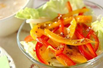 カラフルサラダ