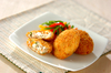 里芋のコロッケ丼のポイント・コツ1