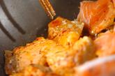 鮭とキャベツのキムチ炒めの作り方1