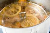 豚肉のハチミツ煮の作り方4