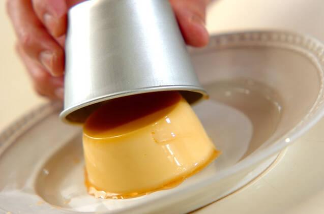 カラメルプリンの作り方の手順6