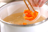 あったか!根菜と油揚げの粕汁の作り方5