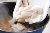イカのワタ炒めの作り方3