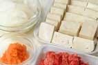 豆腐ストロガノフの作り方2