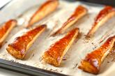 スイートトマトの薄焼きパイ添えの作り方3