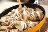 豚肉と焼き豆腐の煮物の作り方6