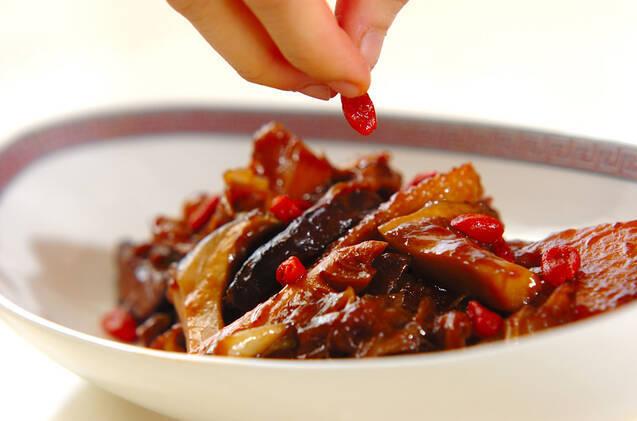 鶏手羽先とキノコのコラーゲン煮の作り方の手順12